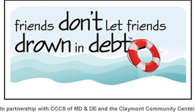 Friends Don't Let Friends Drown In Debt